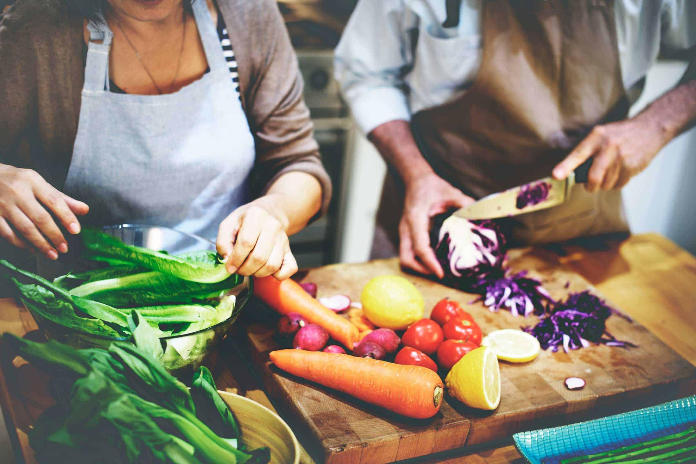 5 Easy Ways To Adopt a Mediterranean Diet