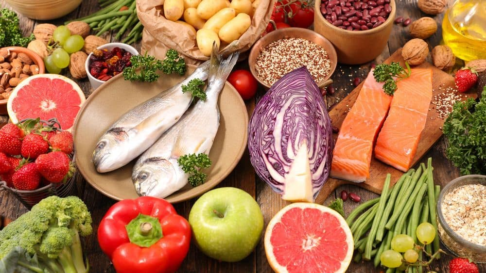 best diet for fatty liver and insulin resistance